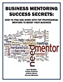 img - for Business Mentoring Success Secrets: How to Find and Work With Top Professional Mentors To Boost Your Business (Business Matters) book / textbook / text book