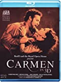 Bizet: Carmen in 3D [Blu-ray 3D] (Version française)