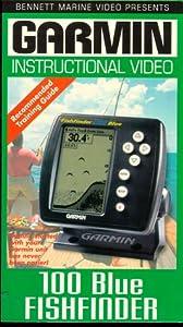 Garmin 100 Blue Fishfinder Instructional Training Video movie