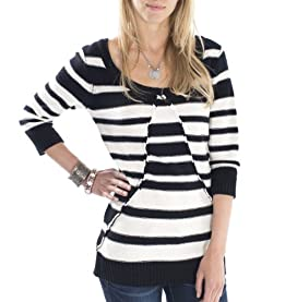 Whidbey Striped Sweater
