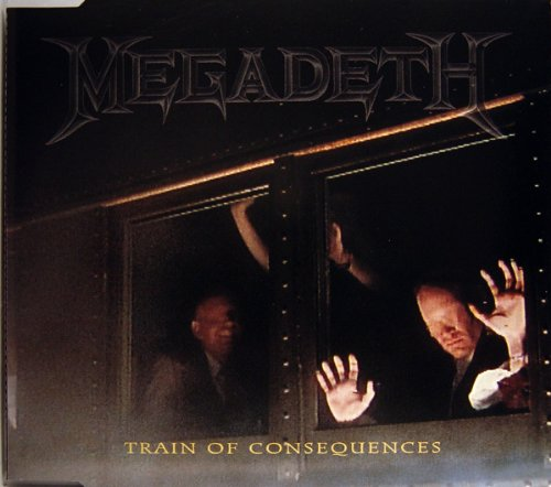 Train of Consequences Special Edition Collectors 6-Track (Import) Single by Megadeth