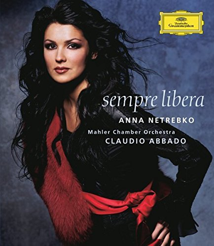 Blu-ray Audio : Anna Netrebko - Sempre Libera (Blu-ray Audio)