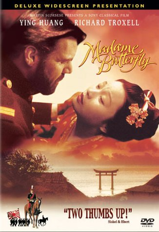 Madame Butterfly [DVD] [1997] [Region 1] [US Import] [NTSC]