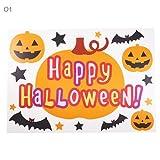 【Halloween】ウォールデコステッカーキャラクターグッズ通販【01(ハロウィン)】