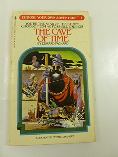 Cya 1:the Cave of Time