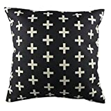 HOSL P54 Cotton Linen Throw Pillow Case Decorative Cushion Cover Pillowcase -