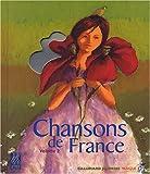 echange, troc Collectif - Chansons de France (1 livre + coffret de 2 CD)