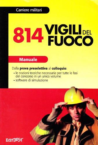 Ottocentoquattordici vigili del fuoco Manuale PDF