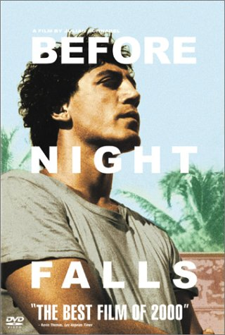 Cover art for  Before Night Falls