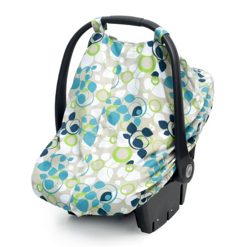 baby seat accessory jj cole car seat canopy blue vine seats for baby. Black Bedroom Furniture Sets. Home Design Ideas