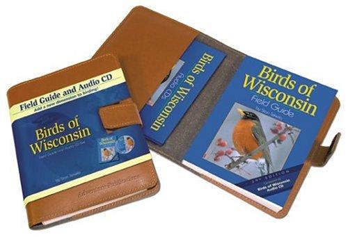Birds Of Wisconsin: Field Guide. (Book & CD)