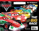 img - for The Big Race (Disney/Pixar Cars 2) (Big Coloring Book) book / textbook / text book