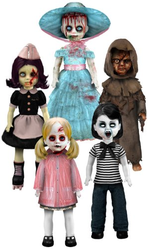 Living Dead Dolls - Series 22 (Set of 5)