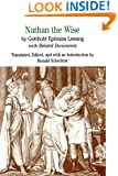 Nathan the Wise (Bedford Series in History & Culture)