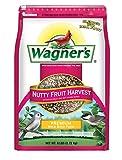 Wagners 62072 Nutty Fruity Harvest Wild Bird Food Blend, 6-Pound Bag