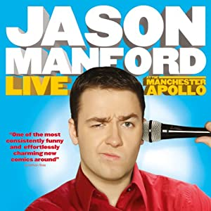 Jason Manford - Live at the Manchester Apollo | [Jason Manford]