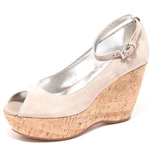 decollete HOGAN ZEPPA SPUNTATA H 200 scarpa donna shoes women 56927 [38]