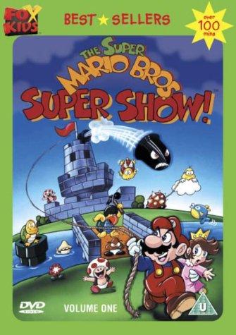 The Super Mario Bros Super Show - Volume One [DVD]