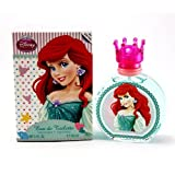 Disney Princess Eau de Toilette Spray, Ariel, 3.4 Ounce