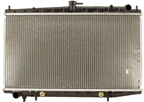 Shepherd Auto Parts 1 Row w/o EOC w/ TOC OEM Style Complete Replacement Radiator (Auto Parts For Nissan Altima compare prices)