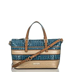 Mini Asher Tote<br>Surf Vineyard