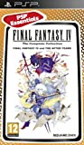 Final Fantasy IV: The Complete Collection - Essentials (PSP)