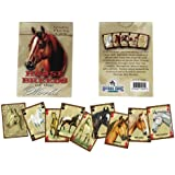 Horse Breeds of the World Playing Cards