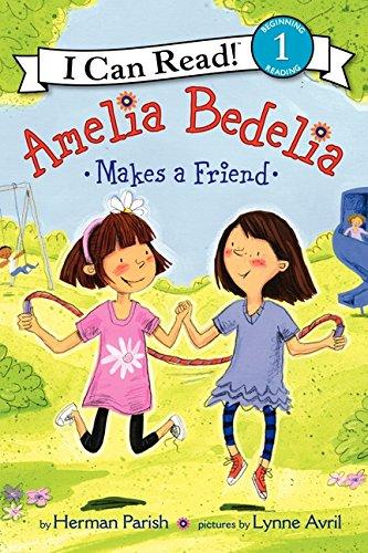 Amelia Bedelia Makes a Friend (I Can Read Level 1) PDF