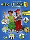 Alex et Zoé et compagnie 1: Méthode de français + livret et CD-Rom