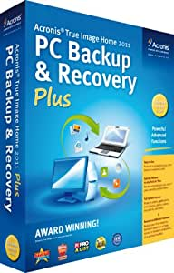 Acronis True Image Home 2011: PC Backup and Recovery Plus (PC)