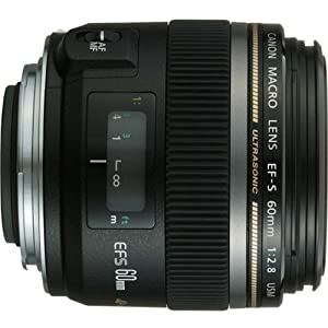 Canon EF S 60mm f 2 8 Macro USM Lens