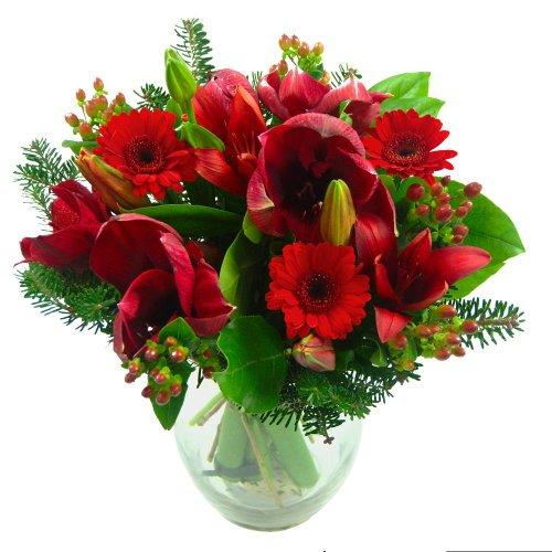 clare-florist-yuletide-christmas-joy-fresh-flower-bouquet