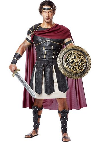 Men's Roman Gladiator Adult