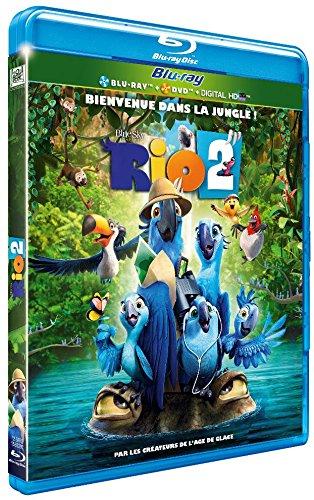 Rio 2 - Combo Blu-ray+ DVD