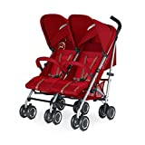 Cybex Twinyx w/o RC - w/BB / Hot & Spicy-red