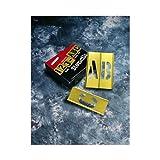 CH Hanson 10009 1 12 Inch Brass Reusable Number Stencils 15 Pack