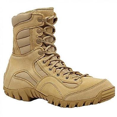 Tactical Research Desert Tan Kiowa Boots - 3M
