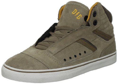 Globe Men's Heathen Hi Flint Fashion Trainer GBHEATHHI 9 UK