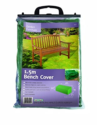 Gardman Schutzhülle für 1,5 m Bank, 3 Sitzer von Gardman bei Gartenmöbel von Du und Dein Garten