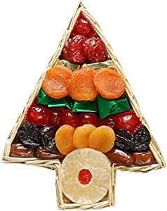Broadway Basketeers Dried Fruit Gift Basket