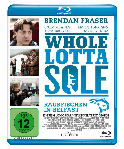 Whole Lotta Sole - Raubfischen in Belfast [Blu-ray]