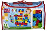 Mega Bloks First Builders Deluxe Building Bag 160-Piece Infant, Baby, Child