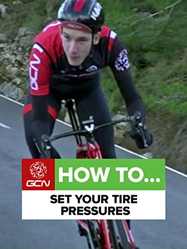 How To Set Your Tyre Pressures on Amazon Prime Instant Video UK