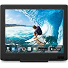 Nixplay Edge 8 Wi-Fi Cloud Digital Photo Frame with 1024x768 IPS Screen for syncing with Phone & Android App, Facebook, Dropbox, Instagram, Picasa, Flickr, and Email