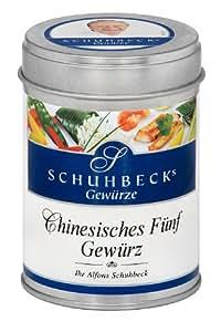 Schuhbeck Schuhbecks Chinesisches Fünf Gewürz, 1er Pack (1 x 70 g)