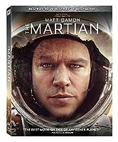 The Martian [Blu-ray 3D + Blu-ray + DVD] from 20th Century Fox