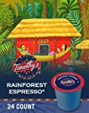 Timothys World Coffee K-Cup Portion Pack for Keurig K-Cup Brewers