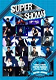 SUPER JUNIOR WORLD TOUR SUPER SHOW4 LIVE in JAPAN (DVD2枚組) (通常盤)