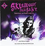 Skulduggery Pleasant - Folge 4: Sabotage im Sanktuarium. Gelesen von Rainer Strecker, 6 CD Cap-Box, ca. 8 Std.