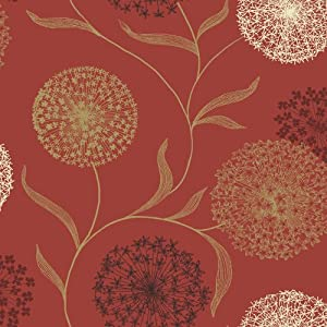 Starburst Quality Wallpaper Strong Paper Finish Easy To